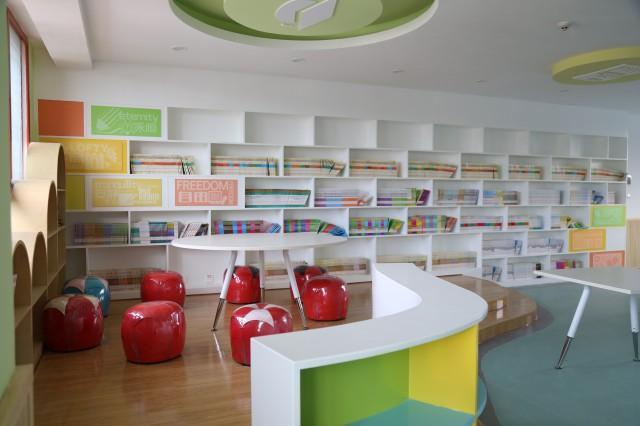 学生阅览室